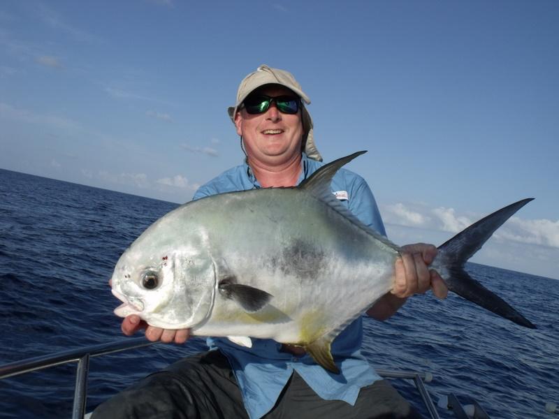 Permit or pompano fish the dream florida fishing holidays for Florida pompano fish