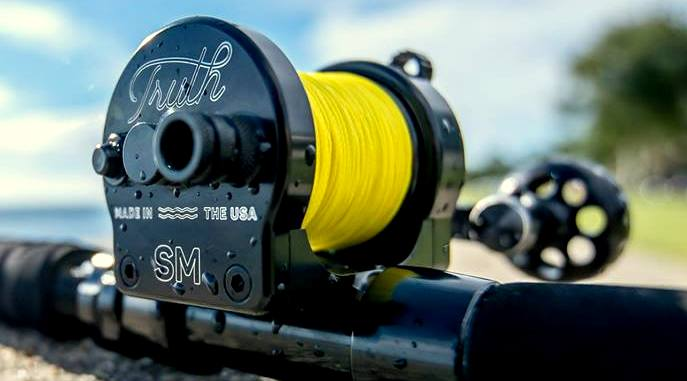 Info for a surf overhead fishing for Truth fishing reels
